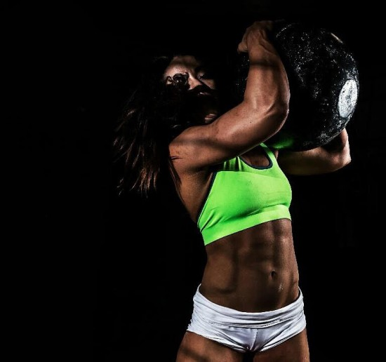Supplement Stack: Adriana Kaible